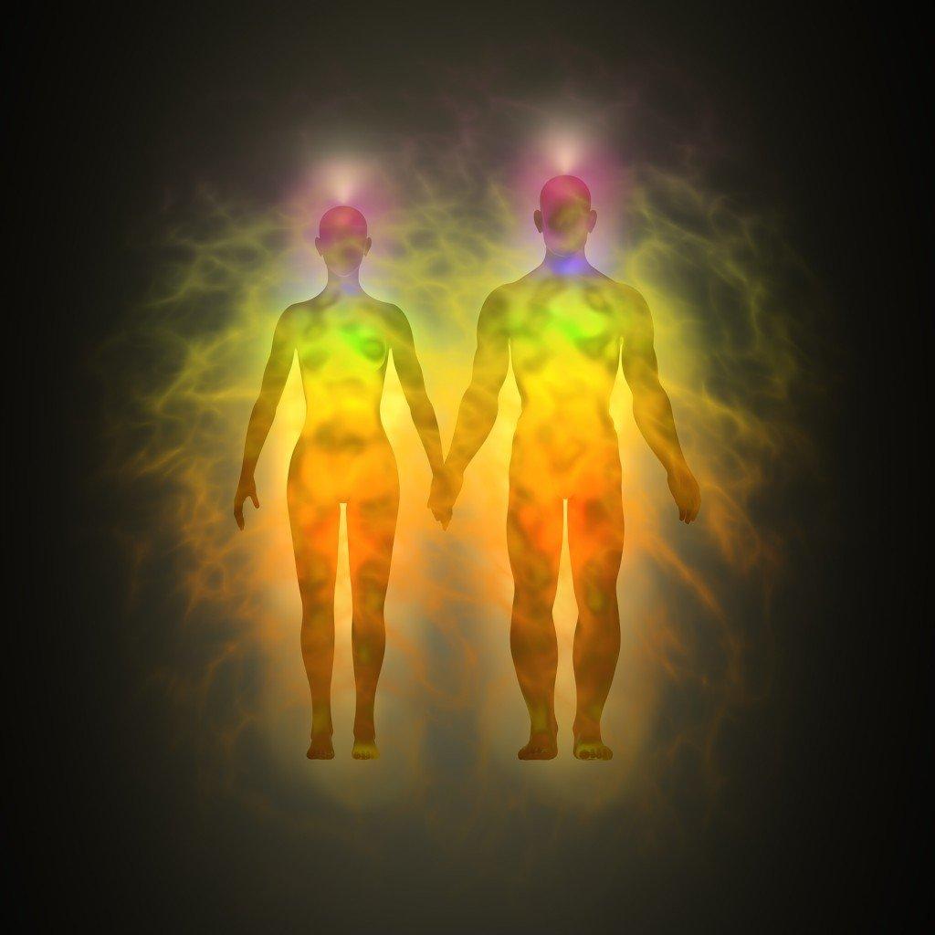 woman and man energy